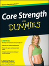 Core Strength For Dummies® (eBook)